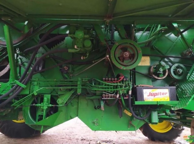 Colheitadeira modelo 1550 hydro - Foto 3