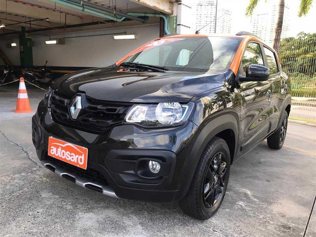 RENAULT KWID 1.0 12V SCE FLEX OUTSIDER MANUAL - Foto 3
