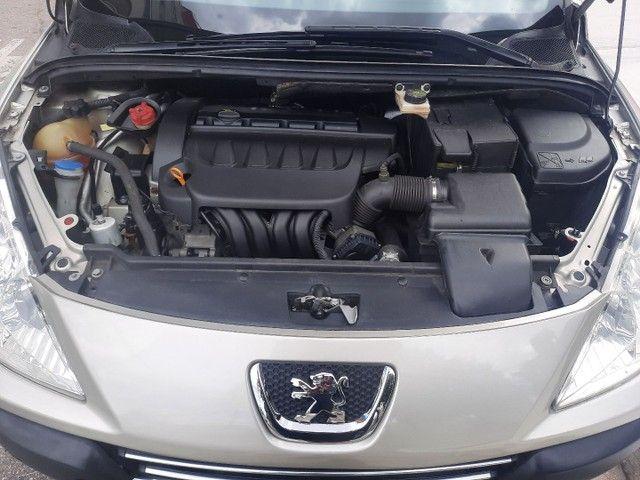 Peugeot 307 Premium Teto Automático Top!!! - Foto 7