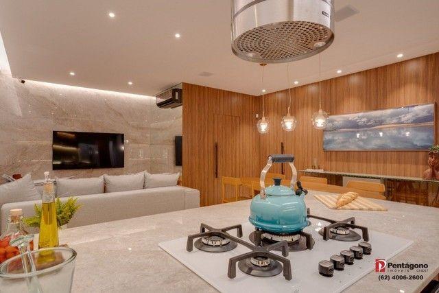 Apartamento à venda com 2 dormitórios em Setor oeste, Goiânia cod:24065 - Foto 3