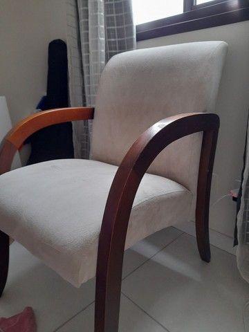 Cadeira poltrona em perfeito estado - Foto 2