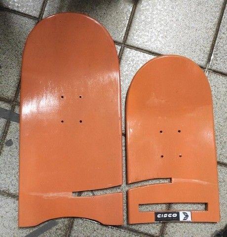 Porta Objeto Cisco Shape de Skate Reciclado - Foto 3