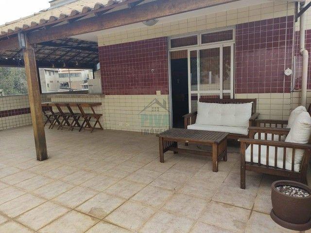 Apartamento à venda com 3 dormitórios em Caiçaras, Belo horizonte cod:PIV781 - Foto 8