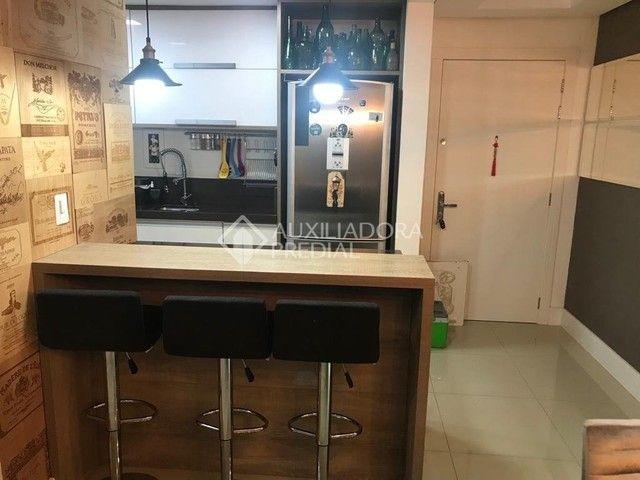 Apartamento à venda com 2 dormitórios em Humaitá, Bento gonçalves cod:307047 - Foto 13