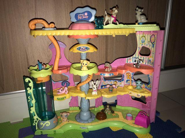 Brinquedo petshop
