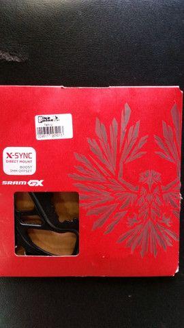 Coroa Sram Gx Eagle 34t 3mm Offset 12v - Foto 4