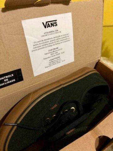tênis vans ua authentic original (aceito oferta) - Foto 2