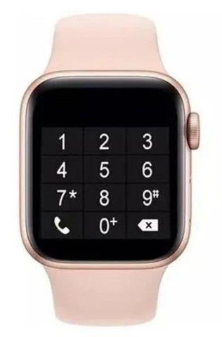 Smartwatch  X6 compatível iPhone/Android faz ligação