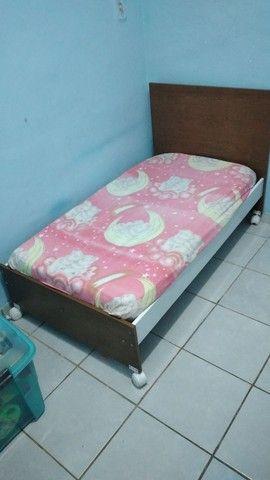 $300,00 Vendo berço  americano 3 em 1 que virá cama  - Foto 4