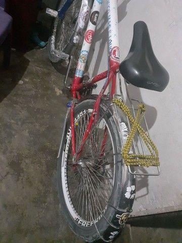 Bicicleta de 6 mancha - Foto 2