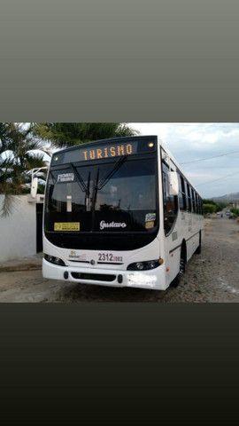 Vende - se ônibus caio apache S21 2003