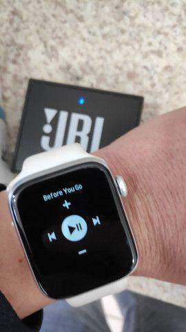 Baixou Preço! Smartwatch Iwo Max! Faça e receba chamadas pelo smartwatch! - Foto 5