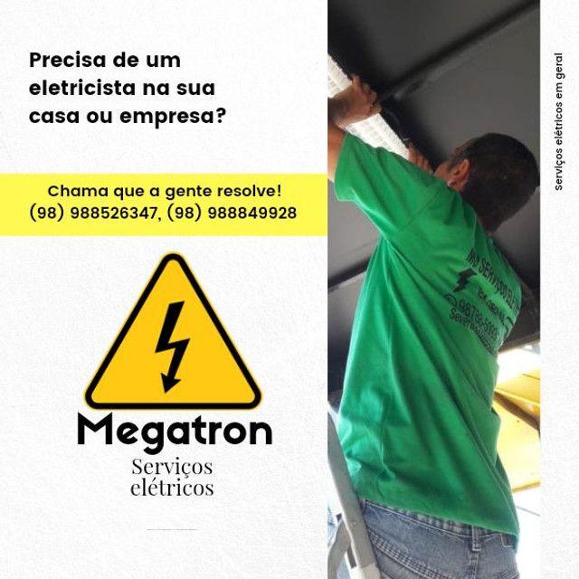 ELÉTRICISTA PROFISSIONAL - Instalação e manutenção em serviços eletricos