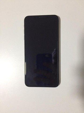 IPHONE XS MAX 64GB DOURADO, APARELHO CONSERVADO, SEM FACE ID - Foto 2