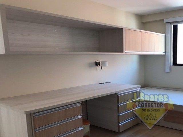 Manaíra, Mobiliado, 2 quartos, suíte, 63m², R$ 3.100, Aluguel, Apartamento, João Pessoa - Foto 4
