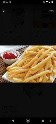 Carrinho de batata frita completo,tem conversa no valor! - Foto 4
