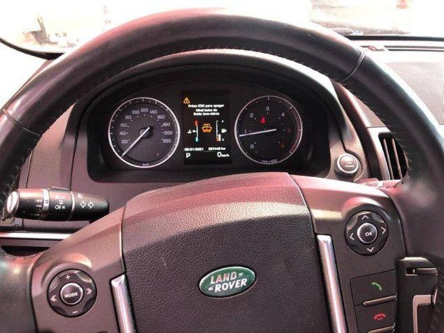 Freelander 2 SE Turbo Diesel 2013 - Foto 6