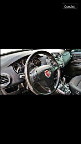 Fiat bravo 2013 essence Dualogic completo c/ GNV 5a geraçã - Foto 6