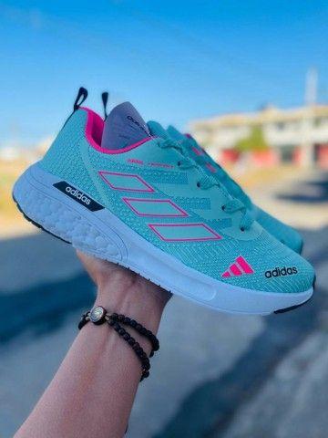 Tênis Adidas top  - Foto 4