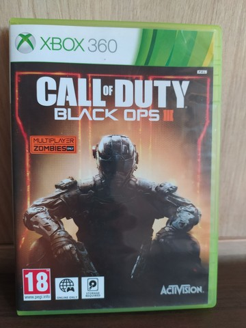 Call off Duty Black Ops 3
