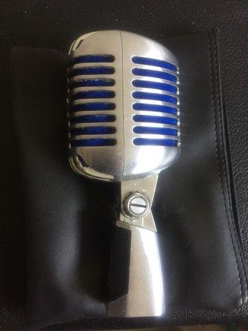 Microfone Shure Super 55  - Foto 2