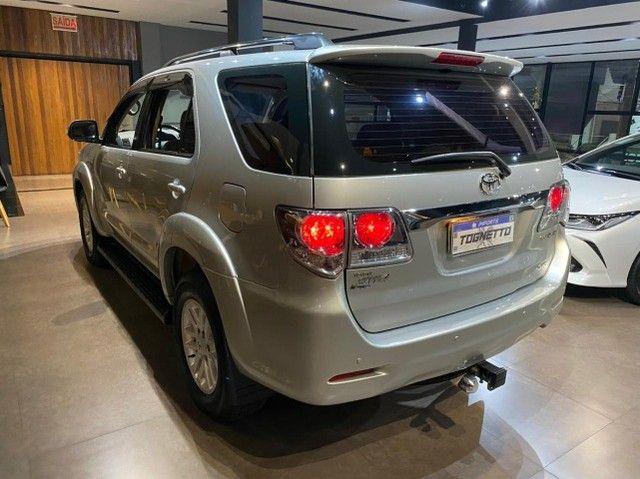 Toyota SW4 Diesel SRV Turbo 4X4 2013 - Foto 10