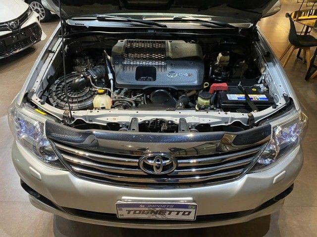 Toyota SW4 Diesel SRV Turbo 4X4 2013 - Foto 16