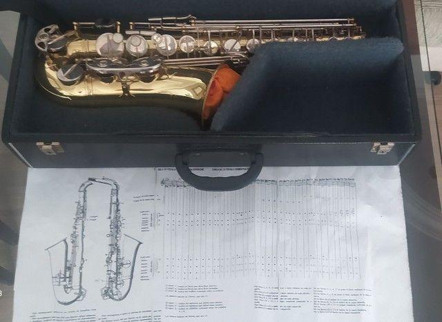 Saxofone Alto Master - Foto 3
