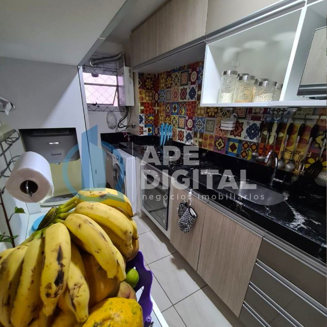 Apartamento Mobiliado no Vitta Residencial Clube - Satélite - Foto 12