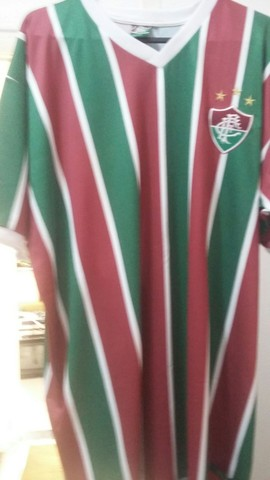 Camisa Fluminense Força Flu tamanho GG - Foto 5