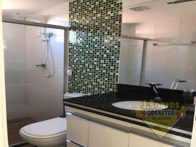 Manaíra, Mobiliado, 2 quartos, suíte, 63m², R$ 3.100, Aluguel, Apartamento, João Pessoa - Foto 15