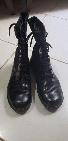 Vendo Coturno Atalaia e Sapato Ferracini