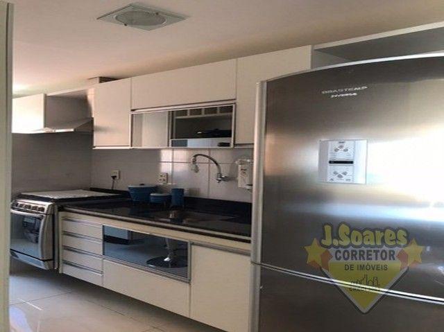 Manaíra, Mobiliado, 2 quartos, suíte, 63m², R$ 3.100, Aluguel, Apartamento, João Pessoa - Foto 5