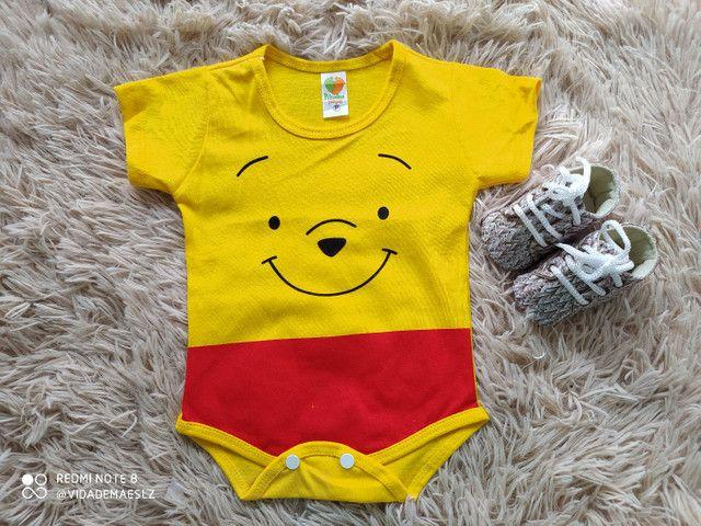 Roupas de bebê 12,00