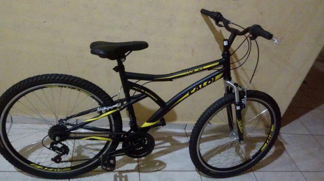 Vendo ou troco Bicicleta Caloi andes