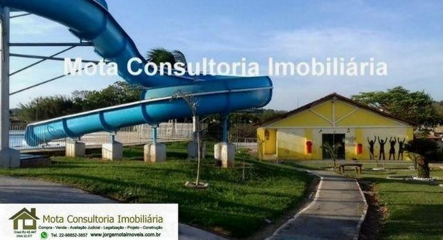 Mota Imóveis - Araruama Condomínio Lagoa Azul Escriturado com RGI -TE-587 - Foto 9