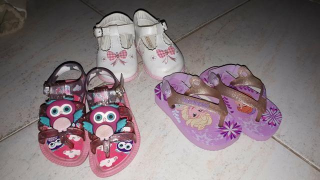 Sapatos Infantis 18/19