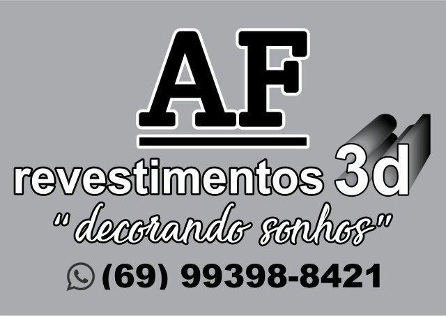 REVESTIMENTO 3D APARTIR DE $80,00M2 #vem conferir