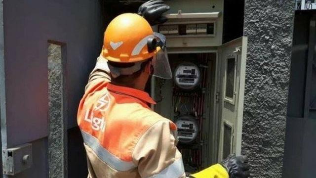 Eletricista credenciado light