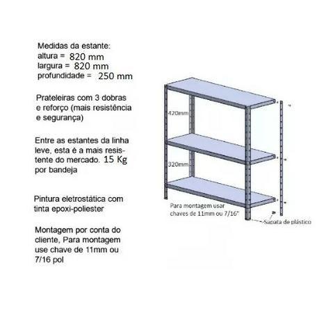 Pratilheira De aço Pequena Escritório Multi Uso