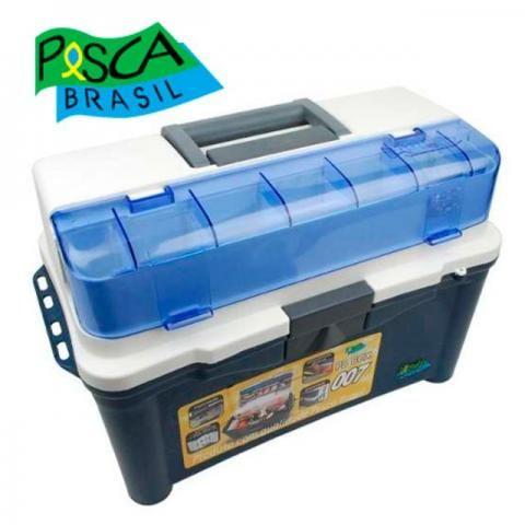 Maleta para pesca PB Box 007 Pesca Brasil