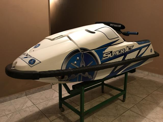 Jet Ski Yamaha super jet FreeStyle 2008