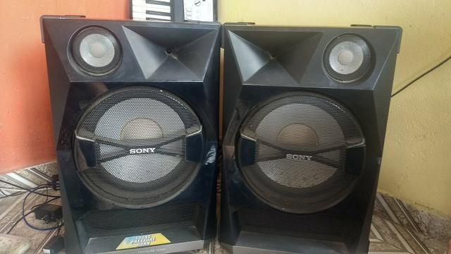 Venda par caixa de som Sony 15