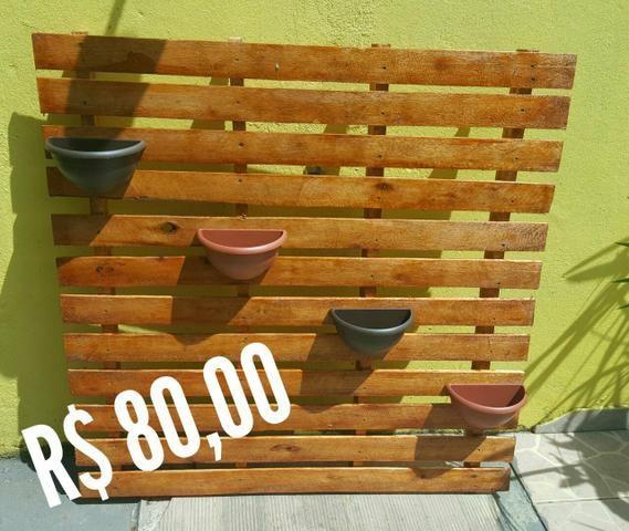 Vende-se Jardins vertical de Pallets