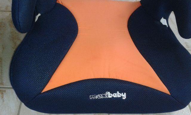 Assento e Bebê conforto
