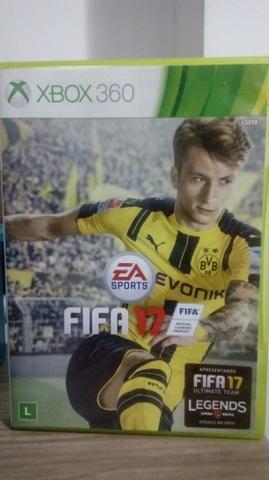 Jogo FIFA 17