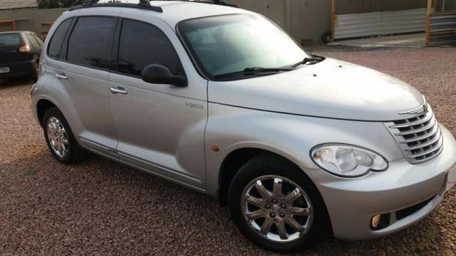 PT CRUISER 2.4 LIMITED ANO 2006/2007 - UNIAO VEICULOS  Automatico