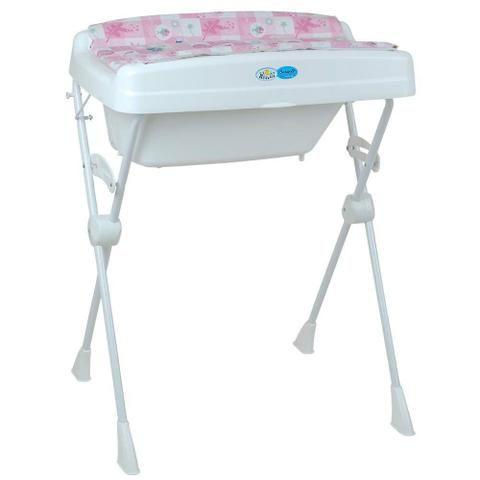 Banheira de Bebê Semi-nova, na caixa e com nota fiscal- Burigotto Millenia