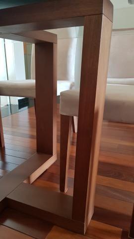 PROMOÇÃO Base de mesa, madeira de qualidade com Nota Fiscal - Foto 4