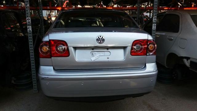 Peças usadas VW Polo Sedan 2010 2011 1.6 8v flex 104cv câmbio automático(Emotion)